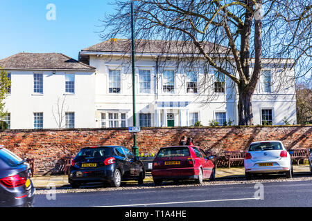 st mary's manor beverley, Beverley Town Yorkshire UK England, st mary's manor, beverley, manor house, manor houses, UK, building, exterior, front, UK - Stock Image