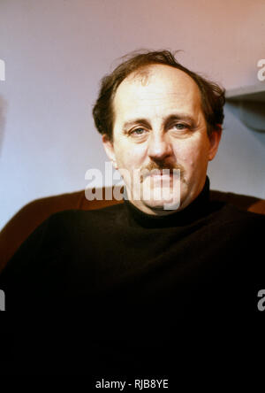 Anthony 'Anton' Rodgers (1933-2007) - English actor and occasional director. - Stock Image