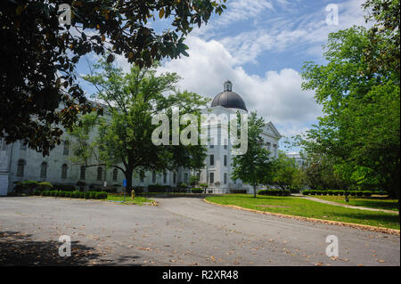 Central State Hospital in  Milledgeville Georgia - Stock Image