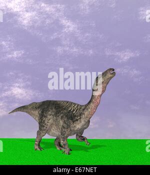 Dinosaurier Lurdusaurus / dinosaur Lurdusaurus - Stock Image