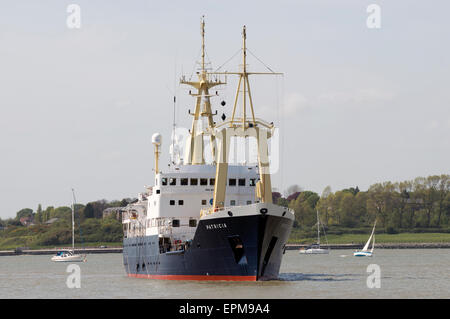 Trinity House Patrica Harwich Essex UK - Stock Image