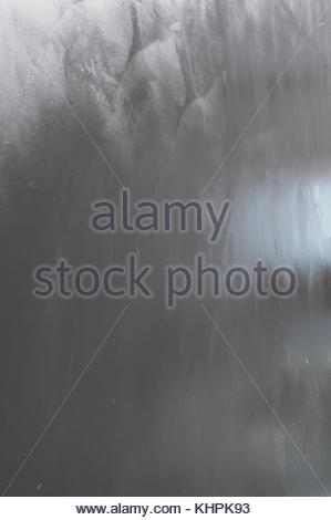 Grey silver textured concrete background - Stock Image