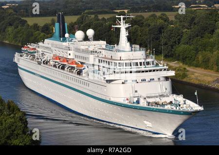 Cruiseship Albatros - Stock Image
