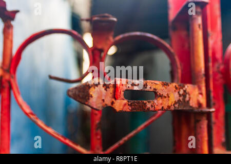 Rustic Gate - Stock Image