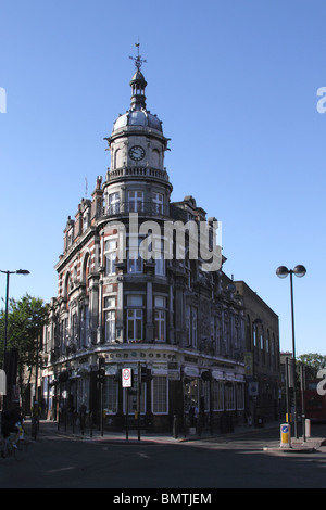 The Boston Arms pub Junction Road Tufnell Park London - Stock Image