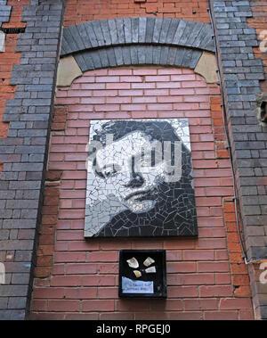 https://www.manchestereveningnews.co.uk/whats-on/arts-culture-news/hidden-tribute-mark-e-smith-14991172 - Stock Image