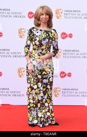LONDON, UK. May 12, 2019: Helen Worth arriving for the BAFTA TV Awards 2019 at the Royal Festival Hall, London. Picture: Steve Vas/Featureflash - Stock Image