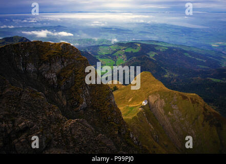 Pilatus Mountain - Stock Image