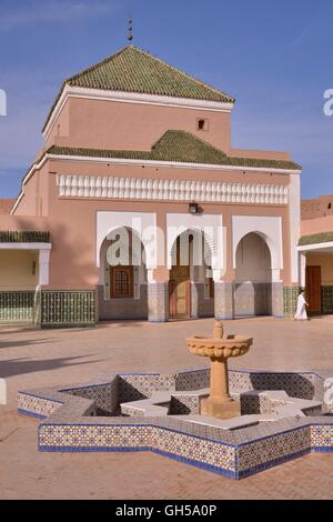 geography / travel, Morocco, Zaouia, in the 17th century by the Islamic scholar Abu Abdullah Muhammad Abu Nasr established - Stock Image