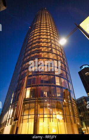 1 Blackriars road, Skyscraper building, Southwark, London, England, UK - Stock Image