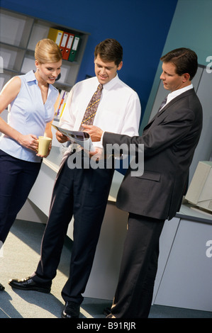 Business office - Stock Image
