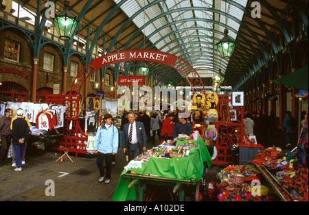 Covent Garden London England - Stock Image