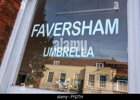 Faversham Umbrella,Charity,Court Street,Faversham Providing a Community Well Being Centre for those experiencing Mental Health difficulties - Stock Image