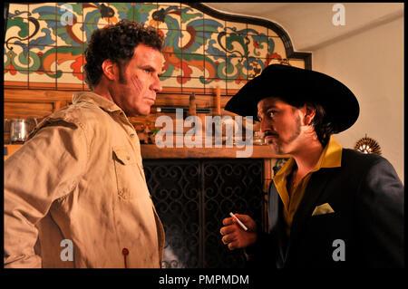 Prod DB © NALA Films - Gary Sanchez Productions / DR CASA DE MI PADRE de Matt Piedmont 2012 USA avec Will Ferrell et Diego Luna - Stock Image