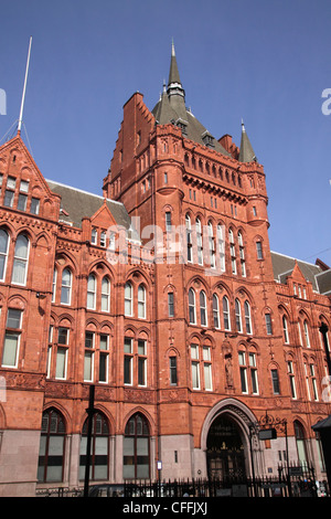 Holborn Bars Prudential Assurance Building London - Stock Image