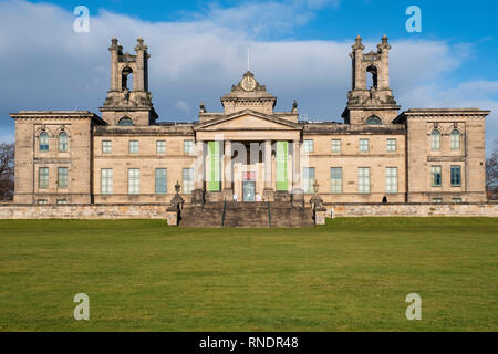 Exterior view of Scottish National Gallery of Modern Art - Two, in Edinburgh, Scotland, UK - Stock Image