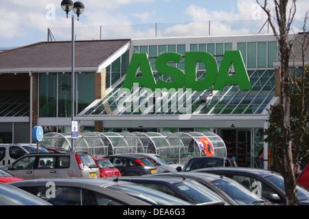 Asda, Grangetown,Sunderland - Stock Image