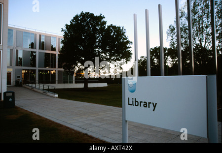 The new 3D logo of The Open University Walton Hall Milton Keynes MK17 6AA United Kingdom of Great Britain Northern - Stock Image