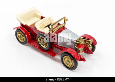 Matchbox Models of Yesteryear Y-2 Vauxhall Prince Henry 1914 - Stock Image