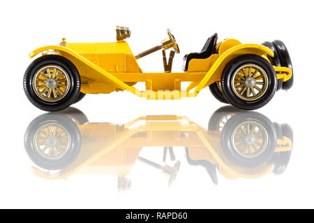 Matchbox Models of Yesteryear Y-7 Mercer Raceabout 1913 - Stock Image
