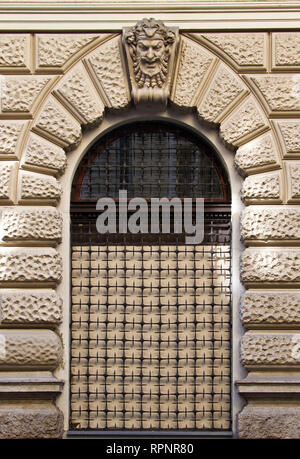 Old World Window - Stock Image