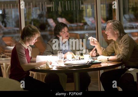 Original Film Title: FROST / NIXON.  English Title: FROST / NIXON.  Film Director: RON HOWARD.  Year: 2008.  Stars: OLIVER PLATT; SAM ROCKWELL; MATTHEW MACFADYEN. Credit: IMAGINE ENTERTAINMENT / NELSON, RALPH / Album - Stock Image