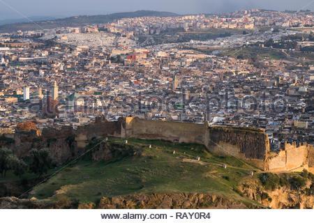 City of Fez, Morocco - Stock Image