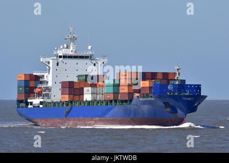 Abidjan Express - Stock Image