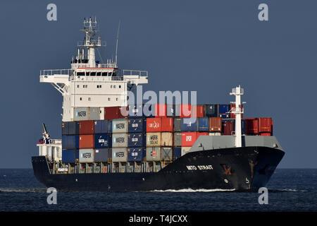 Mito Strait - Stock Image