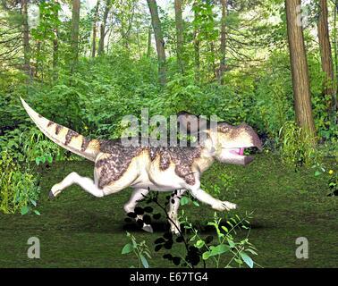 Dinosaurier Protoceratops / dinosaur Protoceratops - Stock Image