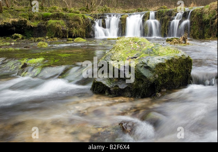 Peak District National Park Derbyshire - Stock Image