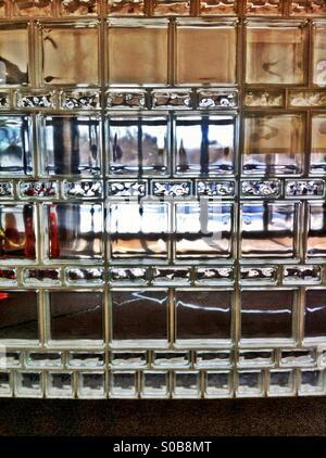 Window squares - Stock Image