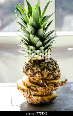 Ananas - Stock Image