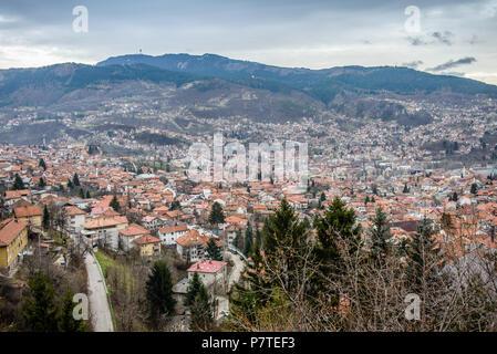 Sarajevo, Bosnia and Herzegovina - Stock Image