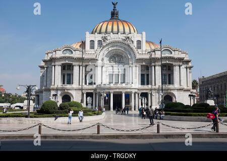 Mexico City - Stock Image