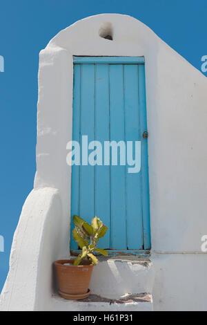 Beautiful Oia , Santorini - Stock Image