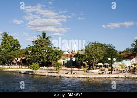 Ranchão (Big Ranch), Correntina, Bahia, Brazil - Stock Image