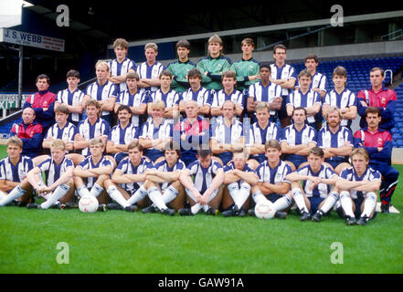 Soccer - Today League Division Two - West Bromwich Albion Photocall - Stock Image