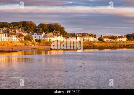 The Scottish village of Garlieston, Dumfries and Galloway, Scotland, UK. - Stock Image