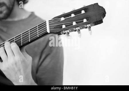 Guitar - Stock Image