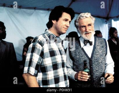 Original Film Title: BLOWN AWAY.  English Title: BLOWN AWAY.  Film Director: STEPHEN HOPKINS.  Year: 1994.  Stars: JEFF BRIDGES; LLOYD BRIDGES. Credit: METRO GOLDWYN / Album - Stock Image