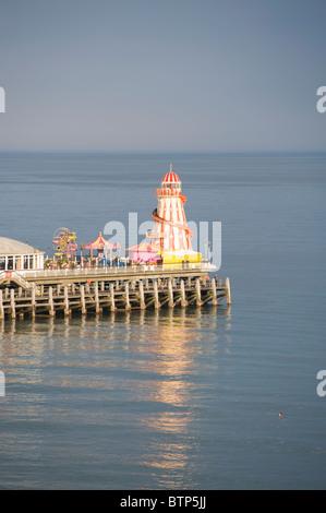 Bournemouth Pier, Dorset, UK. - Stock Image