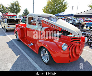 1946 Chevy pick up truck - Stock Image