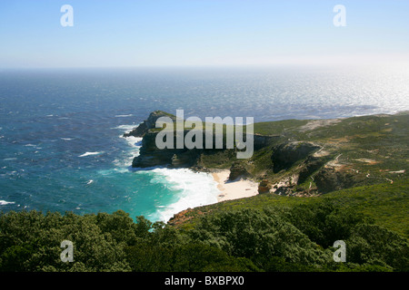 Dias Beach, Platboom Bay, Cape of Good Hope, Cape Peninsula, South Africa. - Stock Image