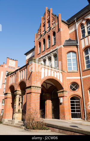 Germany, Berlin. Campus building at The Charite, Universitatsmedizin Berlin. Credit as: Wendy Kaveney / Jaynes Gallery - Stock Image