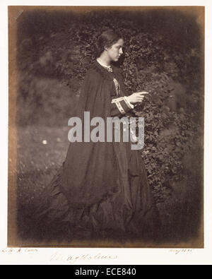 Magdalene (Brookfield); Julia Margaret Cameron, British, born India, 1815 - 1879; London, England, Europe; May 1865; - Stock Image