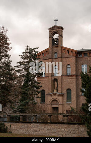 St. Joseph's Hospital in Potsdam, Germany - Stock Image
