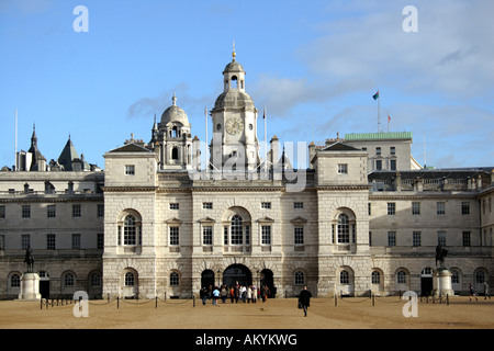 Horse Guards Parade London - Stock Image