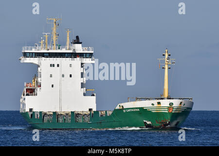 BF Cartagena - Stock Image