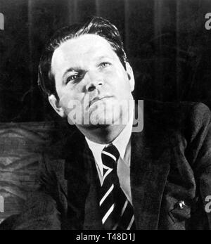 VEIT HARLAN (1899-1964) German film director and actor who directed  Jud Süß in 1940 - Stock Image